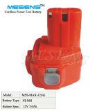 Makita 12V Energien-Werkzeug-Batterie-drahtlose Bohrgerät-Batterie