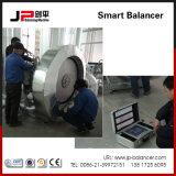 Strumento di equilibratura di campo del ventilatore del rotore di turbina del motore dell'alternatore del JP