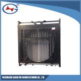 Kpv826: Radiador de aluminio del agua para el motor diesel