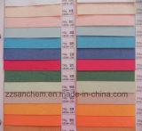 Het kleurrijke In reliëf gemaakte Document van het Leer Korrel met Grote Kwaliteit