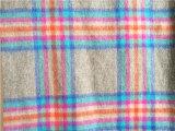 Scialle grigio del plaid del cachemire per tempo freddo