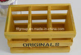 SGS Audited Supplier Boîte à vin en bois personnalisée en différentes tailles