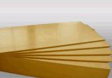 木製のプラスチック構造物の版の押出機の放出の生産ライン(JG-BC)