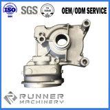 OEM/ODM Metaal van het Blad van de Machine van het Ponsen van het Aluminium van de hoge Precisie het Aangepaste
