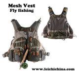 Het nieuwe Vest van het Netwerk van de Visserij van de Vlieg van de Aankomst Populaire