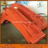 Boum d'extension d'excavatrice de tracteur à chenilles de KOMATSU long et pièces de rechange de bras