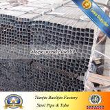 Möbel Ss400 verwendeten 15*15mm vor galvanisiertes Stahlrohr des Quadrat-ERW