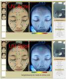 Machine d'analyse de peau du visage de lumière UV