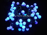 RGB LED String Light Star Icicle Light pour Noël Home Decor