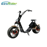 중국 공급자 2017 Citycoco 대중적인 1200W 18*9.5inch 2 바퀴 Harley 전기 스쿠터