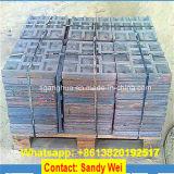 Bucha elevada da carcaça Gx120mn13 do RUÍDO 1.3802 do aço de manganês X120mn12