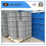 Embalagem de armazenamento de plástico logicamente bloqueado bloqueado Container