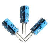 Miniature de condensateurs électrolytiques aluminium radial