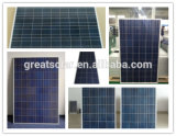 Module photovoltaïque solaire Panneau solaire 200W Poly pour la maison et l'application commerciale