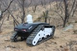 Undercarriage следа робота осмотра резиновый (INSP K-02)