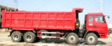 12 rotella Tipper Truck, Pesante-dovere Dump Truck 6X4, Dump Truck 8X4 Sand Stone Carrying Dump Truck
