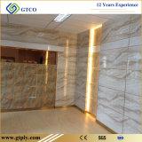 紫外線大理石のパネル壁パネルのための紫外線上塗を施してあるPVC大理石の質シート