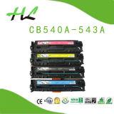 Kompatibler Laser Color Toner Cartridge für Hochdruck CB540A-543A