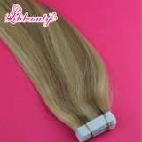 Virgin Remy Hair Seamless PU Skin Weft Tape Hair Extension