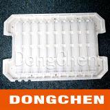 Kundenspezifische Form-verpackenhaustier Belüftung-Plastiktellersegment