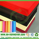 색깔 Spunbond 각종 100%Polypropylene 직물