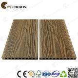 Assoalhos de madeira compostos Anti-UV de WPC para a passagem da praia (200X25mm)