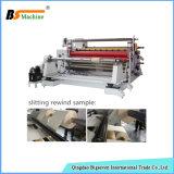 Sesión Rewinging automática máquina fabricada en China