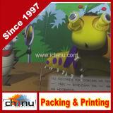Pop up 3D de impresión de libros de los niños