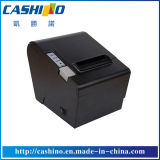 Cheap POS imprimante Ethernet 80mm+USB+RS232 avec outil de coupe de l'imprimante thermique