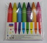 8 Pastelkleur van de Olie van de kleur, hemel-386