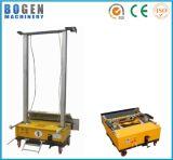 Máquina automática da rendição da parede com fonte da fábrica