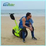 Neues angekommenes Rad-elektrisches Fahrrad des Strand-Kreuzer-zwei