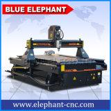 Ele 4X8 CNCのルーター1325の円形材料のための回転式装置との4軸線