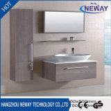 Qualitäts-an der Wand befestigtes Melamin-klassischer Badezimmer-Schrank