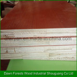 La melamina, madera contrachapada de madera contrachapada comercial
