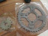 CD de alta qualidade700 420-41t /14T CD da Roda Dentada do motociclo 70 partes do motociclo Engrenagem da corrente