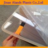 1/8 pouce feuille d'acrylique de l'épaisseur PMMA de 1/4 pouce