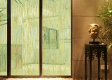 يقسم [وير غلسّ] بناء زجاج مع [فكتوري بريس] مباشر