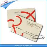 Cartão da identificação do empregado da impressão Offset de 4 cores
