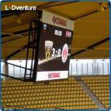 El panel a todo color al aire libre del estadio LED del perímetro