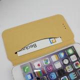 Ультра тонкое тонкое кожаный iPhone 5/6/6s аргументы за плюс
