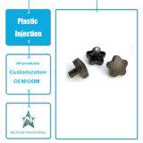Afgietsel van de Noot van de Schroef van de Injectie van China het Fabrikant Aangepaste Plastic voor de Industriële Delen van Machines