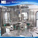 Máquina de relleno del lacre de las botellas del jugo automático del fregado