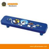 Ручка мебели малыша ручки малыша пластичная/пластичная ручка шкафа ручки безопасности (KD-009)