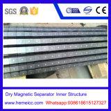 砂、石および鉱石3のための乾燥した磁気分離器
