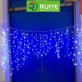 Для использования вне помещений для использования внутри помещений оформление 30см Icicle фонарь светодиодный индикатор Рождества
