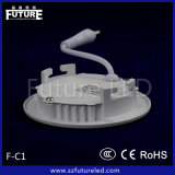 6W superbes amincissent le plafond enfoncé Downlight de Square&Round LED