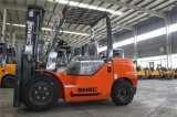 China Forklift do diesel de 3.5 toneladas