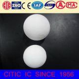 Sfera di ceramica stridente di media di migliore qualità per il laminatoio di sfera del cemento