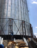 El grano de trigo/maíz/silo para almacenar grano en Africa America